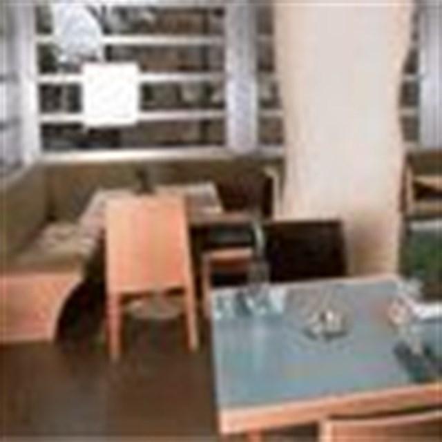 Balayında doğan restoran